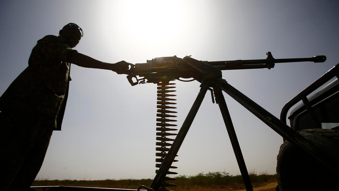 sudan - eritrea border AFP