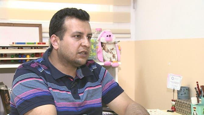 زاهر جراح سوري حولته الحرب خياطا ومدرسا