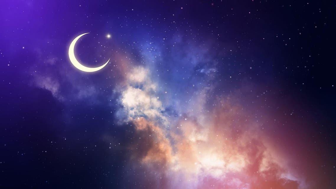 Eid moon (Shutterstock)