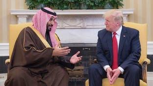 اتصال هاتفي بين محمد بن سلمان وترمب ناقش أوضاع أسواق الطاقة