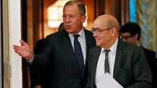 فرنسا وروسيا تؤكدان على الحوار لتسوية أزمة سوريا
