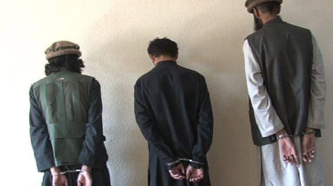 وزارت داخله افغانستان: ولسوال نامنهاد گروه طالبان در بغلان با همکارش بازداشت شد