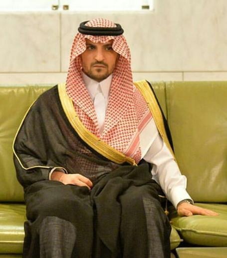 بندر بن فيصل بن بندر مساعد رئيس الاستخبارات العامة
