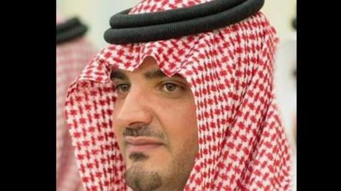 Prince Abdulaziz bin Saud bin Nayef is the new Saudi Arabia's interior minister. (Al Arabiya)