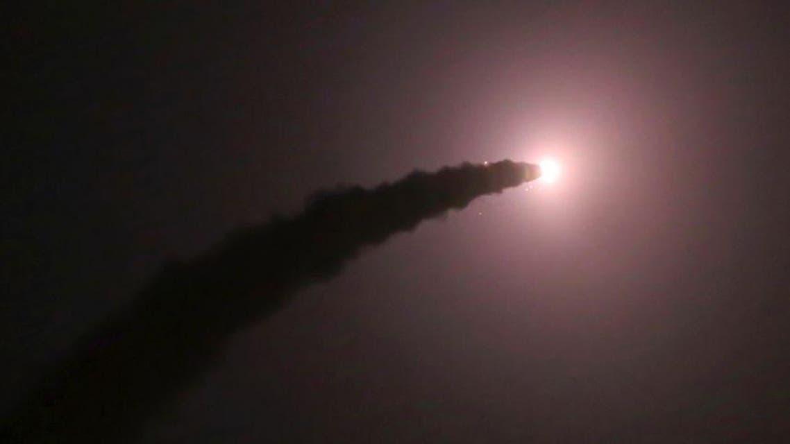 الصواريخ الإيرانية