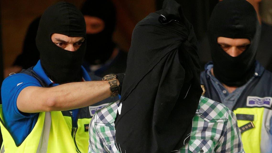 اعتقال ارهابي في اسبانيا