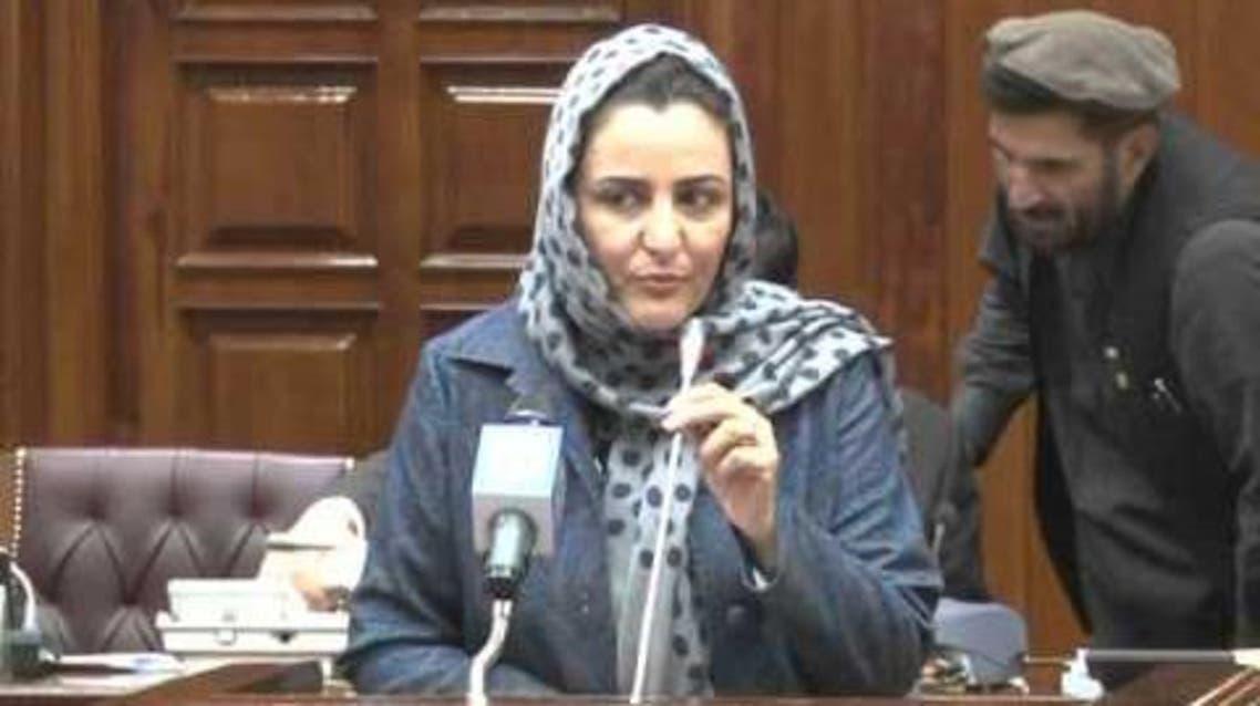 نیلوفر ابراهیمی: یک وکیل و یک سناتور سعی دارند انتحاریها را وارد شورای ملی کنند