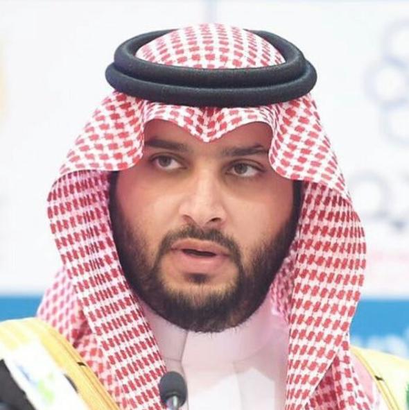 تركي بن محمد بن فهد مستشار في الديوان الملكي
