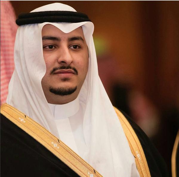 عبد العزيز بن فهد بن تركي  نائب أمير منطقة الجوف