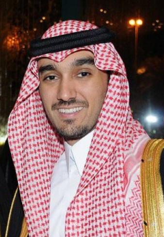 عبد العزيز بن تركي الفيصل نائب رئيس هيئة الرياضة