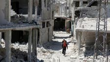 Air strikes pound southwest Syrian city of Deraa