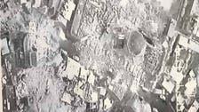 داعش نے موصل میں تاریخی جامع مسجد النوری کو شہید کردیا