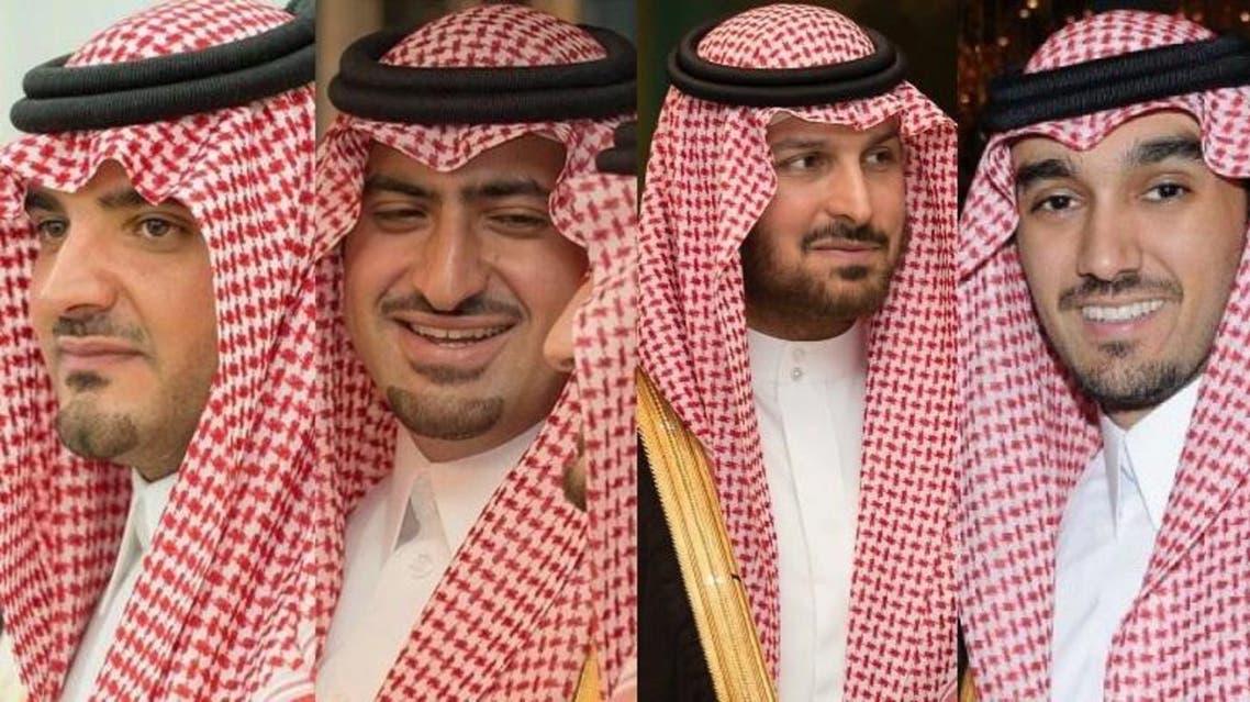 new saudi princes