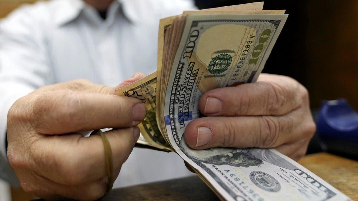 dollars reuters