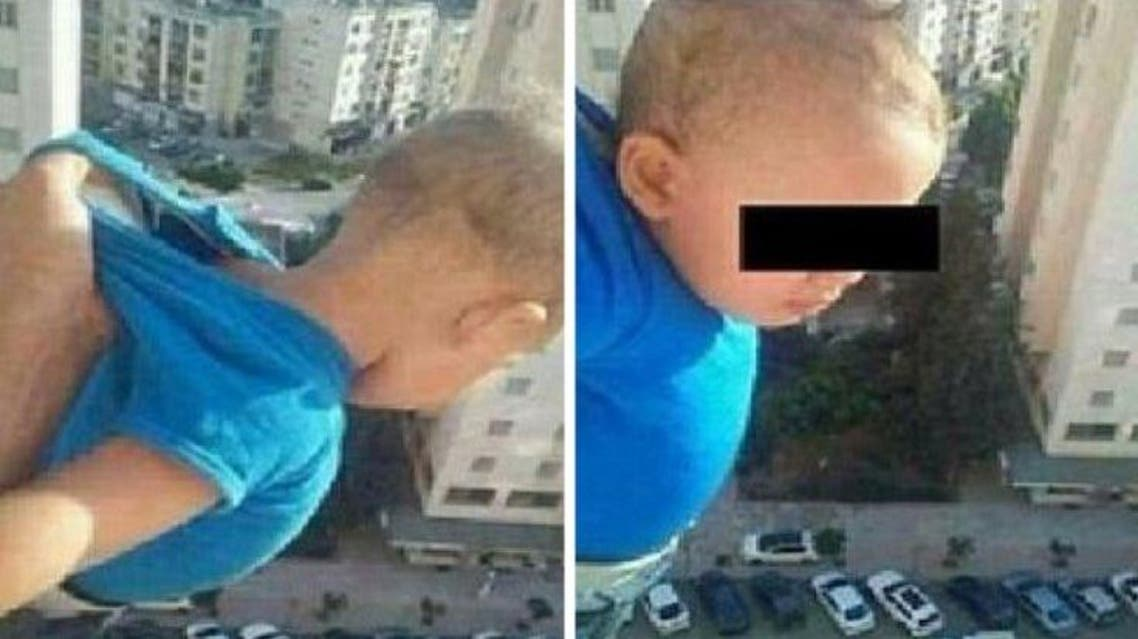 algerian father risks son life for FB likes