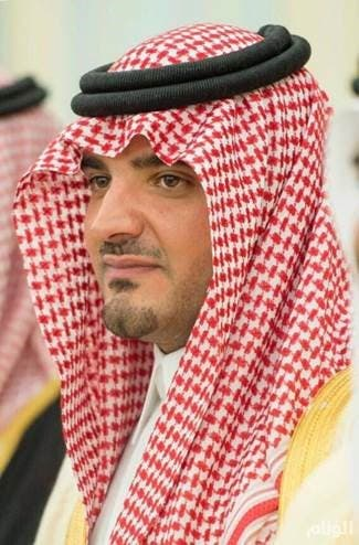 عبد العزيز بن سعود بن نايف وزير الداخلية