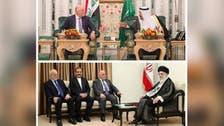 هذا هو الفرق بين استقبال السعودية وإيران لحيدر العبادي