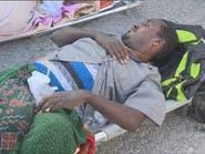 الملك سلمان يأمر بعلاج مصابين صوماليين جراء تفجير