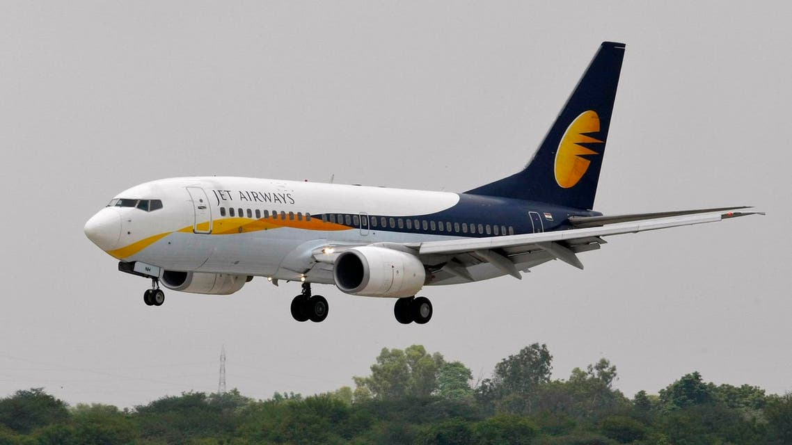 jet airways india reuters