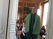فالنتينو يعرض أزياءه للرجال في باريس