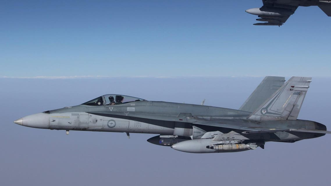 australia air force afp