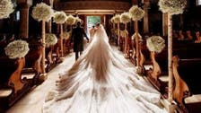 تعرفوا على صاحبة ثوب زفاف المليار دولار