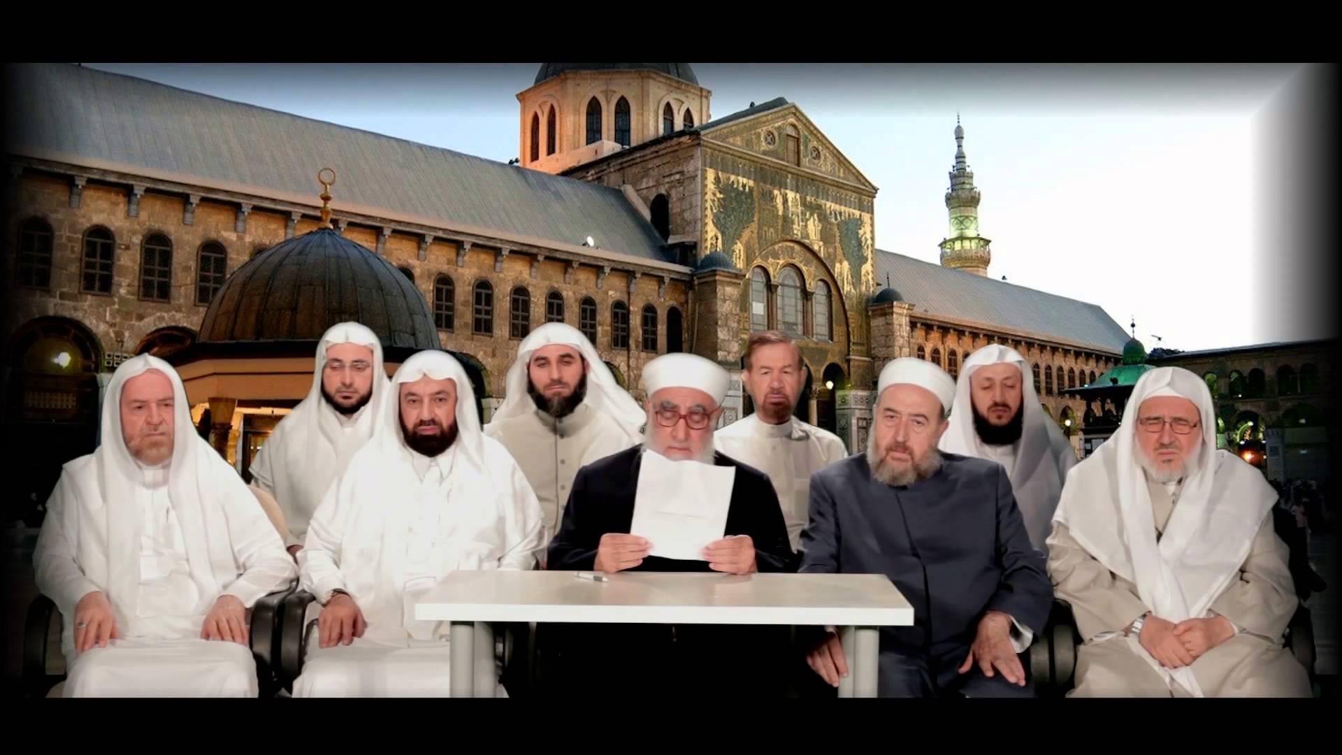 رابطة العلماء السوريين