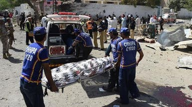 13 قتيلاً على الأقل في انفجار بجنوب غربي باكستان