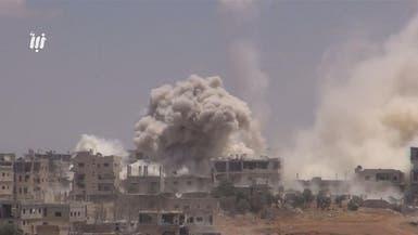 الهدوء يسود جنوب سوريا بعد سريان وقف إطلاق النار