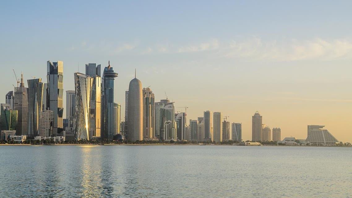 qatar corniche shutterstock