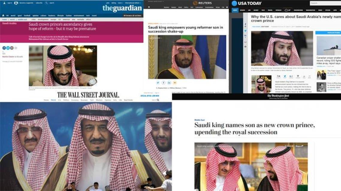 Media roundup: Global outlets react to Mohammed bin Salman as Saudi Crown Prince