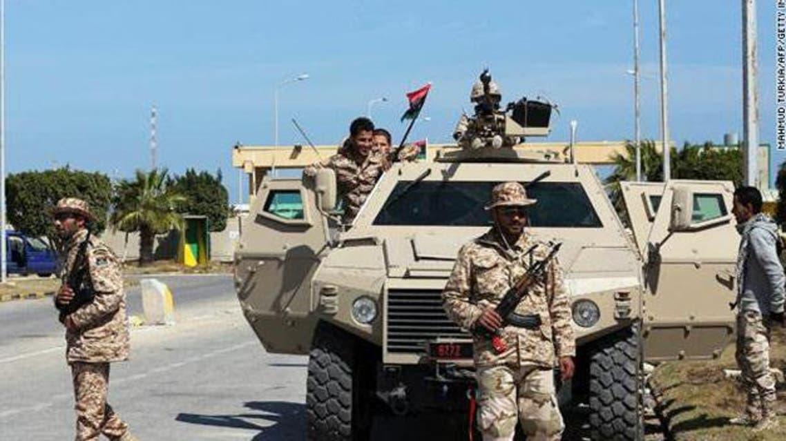 ليبيا - سرايا الدفاع عن بنغازي 3