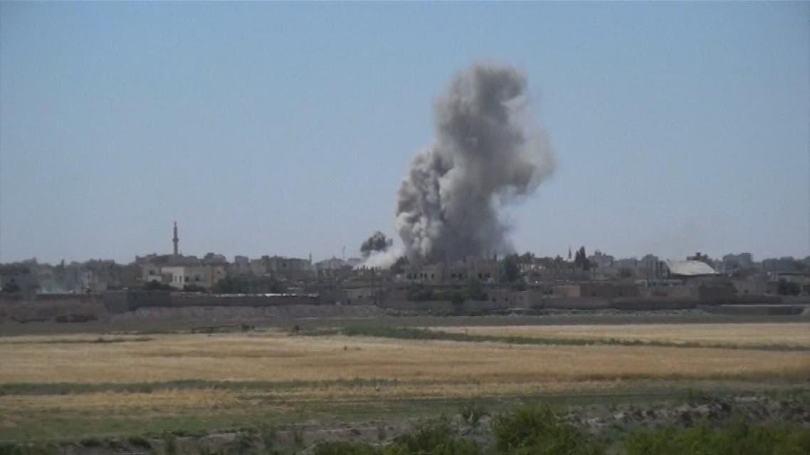 THUMBNAIL_ أعلى حصيلة للقتلى المدنيين بضربات التحالف في سوريا خلال شهر