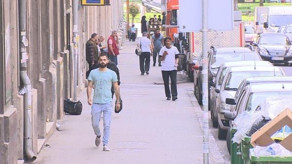 شاب سوري تخلى عن حلم أوروبا لمساعدة اللاجئين