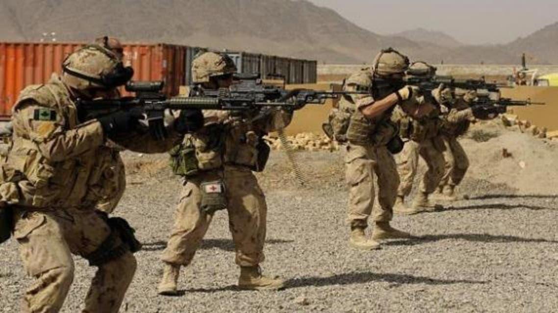 قوات كندية في العراق