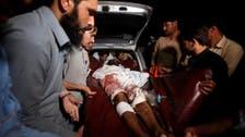 ارتفاع حصيلة هجمات الجمعة في باكستان إلى 57 قتيلا