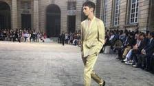 مشاهير هوليوود في عرض أزياء Berluti الباريسي