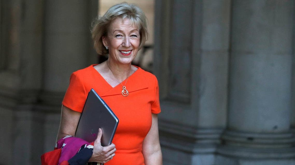 Andrea Leadsom reuters