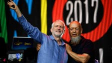 Labour leader gets Jeremy Corbyn rapturous Glastonbury festival welcome
