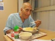 بعد السجن والمرض.. صورة بائسة لإيهود أولمرت