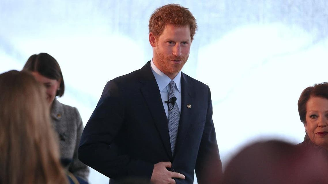 Prince Harry has since become a champion of wounded soldiers, a calling that came to him during two front-line tours to Afghanistan with the army. (File photo: Reuters)