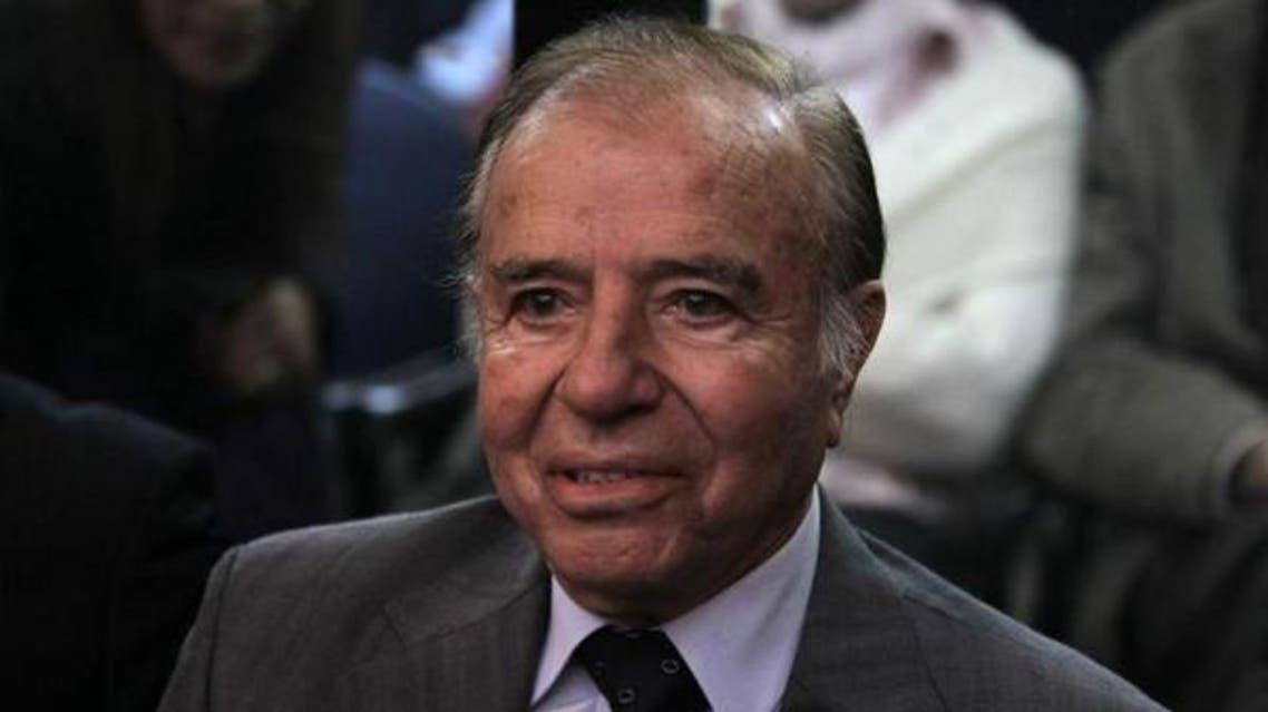 رئیسجمهور سابق آرژانتین برای انتخابات پارلمانی این کشور کاندید میشود