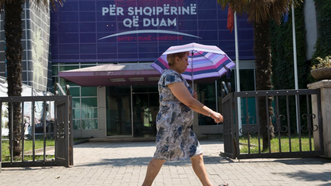 انتخابات آلبانی راهی برای پیوستن این کشور به اتحادیه اروپا