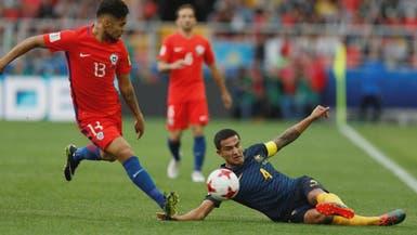 كاهيل ابن الجزيرة الصغيرة يصل إلى 100 مباراة دولية