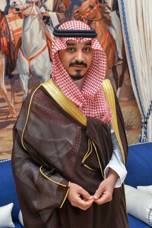 الأمير خالد بن بندر بن سلطان