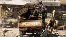 East Libyan forces claim control of central Benghazi neighborhood