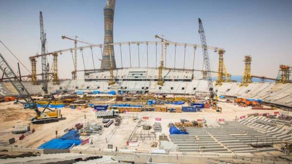 یک روزنامه بریتانیایی: روند آمادهسازی جامجهانی قطر بدتر از بد میشود