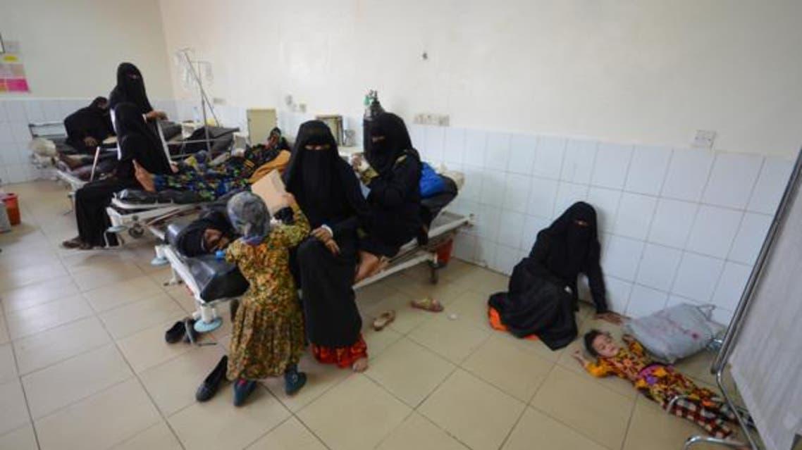 200 هزار مبتلا به وبا در یمن