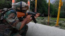 Indian soldiers, suspected rebels, clash at Kashmir school