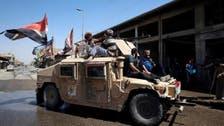 """""""داعش"""" يزيل راياته السود وحواجزه على الطرق من تلعفر"""
